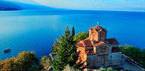 Картинки по запросу музей на воде Македонии
