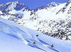Лыжные трассы на курорте Пас-да-ла-Каса