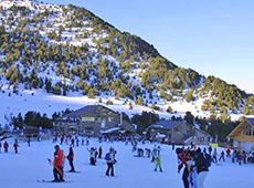 Зимний тур на курорт Сольдеу в Андорре