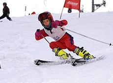 Лыжные трассы курорта Сольдеу