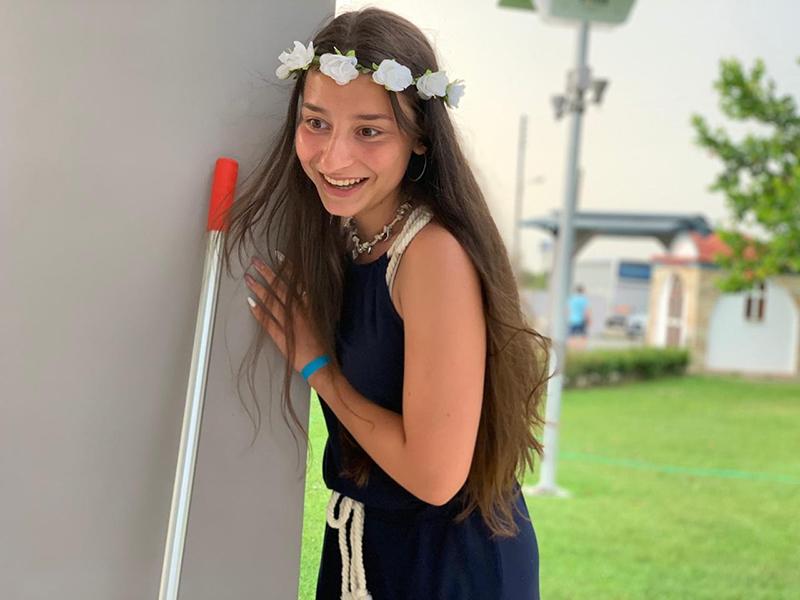 Анастасия, наша вожатая, постоянно восхищалась: «Какие прекрасные у нас дети!» И это правда! Лучшие дети в лучшем лагере!!!