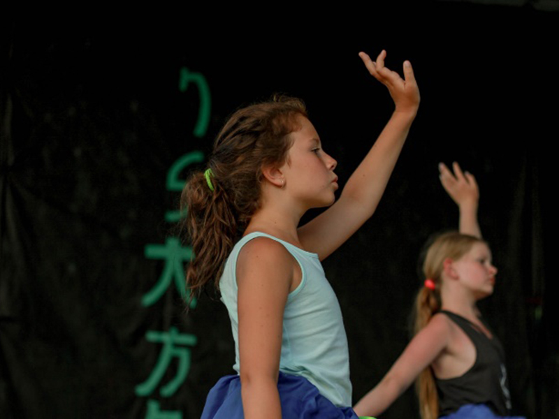 Адепты из всех стран с помощью песни, танца и театра показали Пифии красоту мира вокруг…