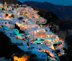 Тур на горячие источники в Грецию
