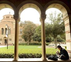 Летняя языковая школа UCLA в Лос-Анджелесе