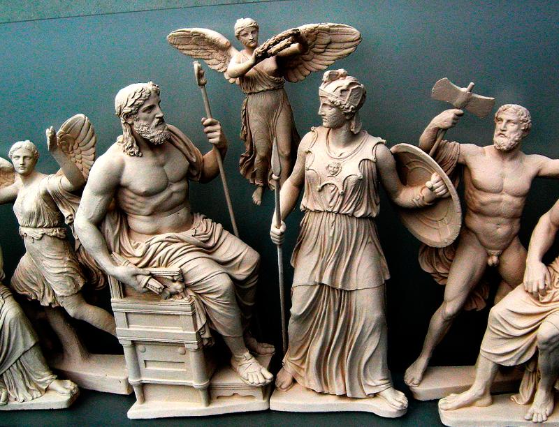 Мифологические сюжеты древней греции картинки с 9