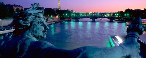 «Будем знакомы - Париж»