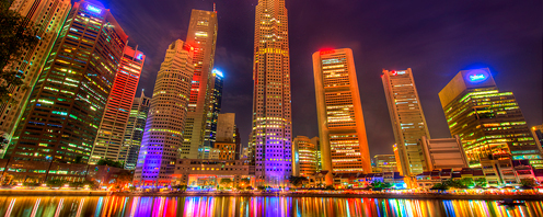 «Сингапур. Лето в ноябре»