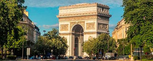«Будем знакомы – Париж»