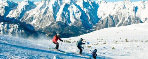 «Виражи» детский горнолыжный лагерь в Финляндии