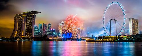 «Сингапур. Лето в январе»