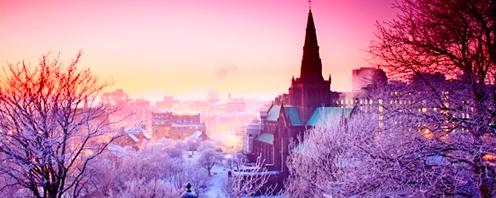 «Рождественские каникулы в волшебной Праге»