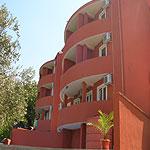 Апартаменты Томо Кожанегро