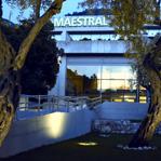 Отель Maestral