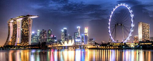 Новый год в Сингапуре+ отдых на островах Малайзии!