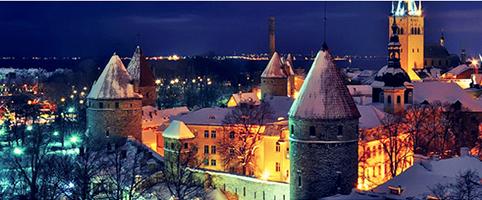 Сказки старого Таллина. Новый год в Эстонии