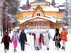 Приглашаем вас в незабываемый тур в Великий Устюг на Новый год из Москвы