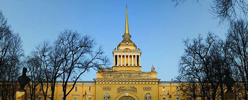 Групповой тур в Санкт-Петербург «Сливки в шоколаде»