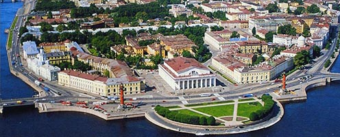 Петербургский калейдоскоп Двухдневный экскурсионный тур