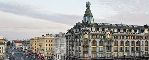 Экскурсионный тур Петербург, будем знакомы!