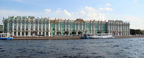 Экскурсионный мини-тур в Петербург на выходные