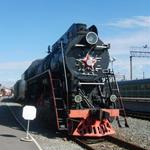 Музей железнодорожной техники на Варшавском вокзале (Музей паровозов)