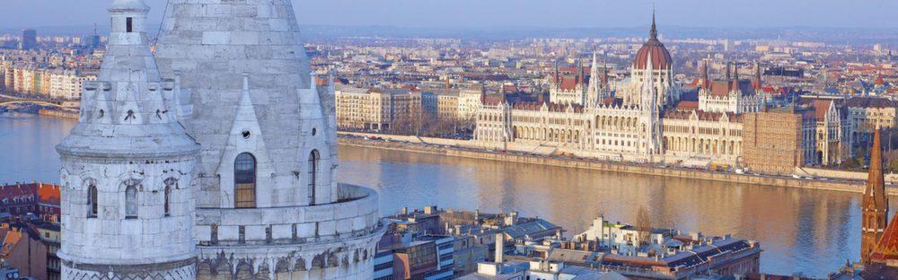Будапешт + Вена + Дьёр c посещением Братиславы
