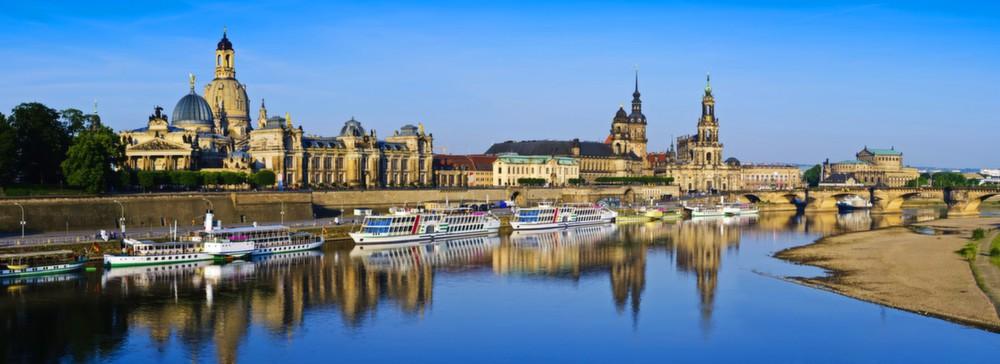 Саксонская Швейцария: Лейпциг, Мейсен, Дрезден