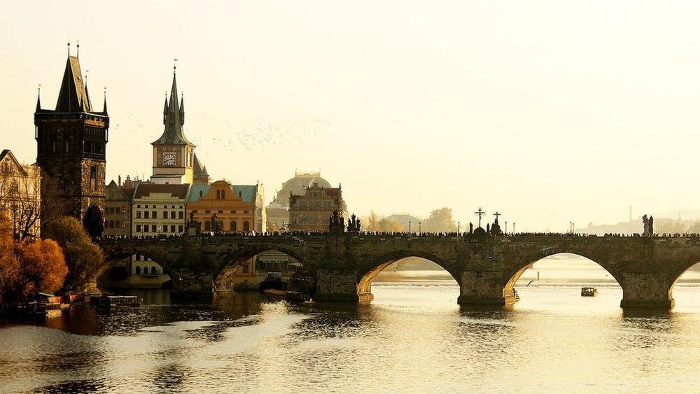 «Англоязычные каникулы в Праге!»
