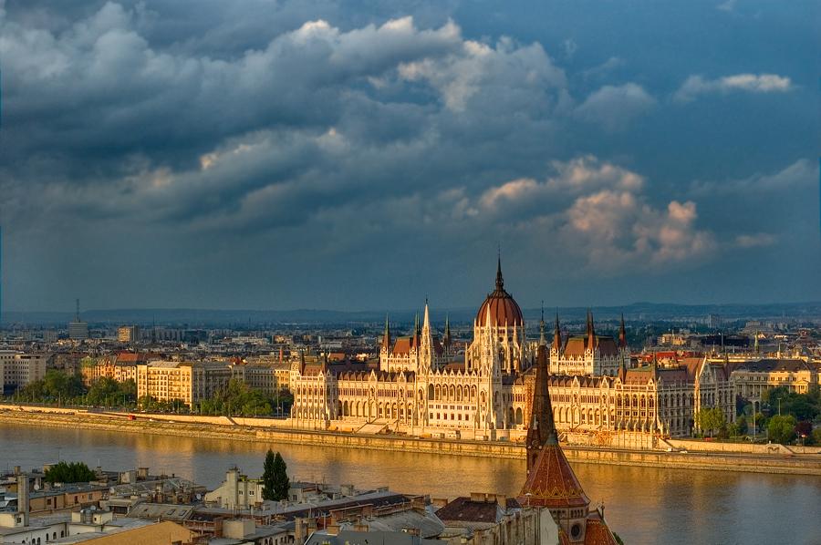 Будапешт экскурсионный
