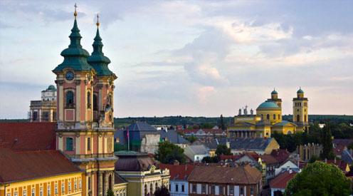 """Тур """"Сокровища Венгрии: Будапешт - Эгер - Мишкольц - Тапольце """"(через Вену)"""