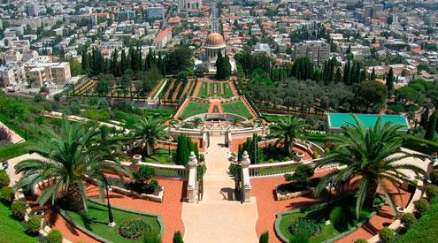 Израиль. Северная столица