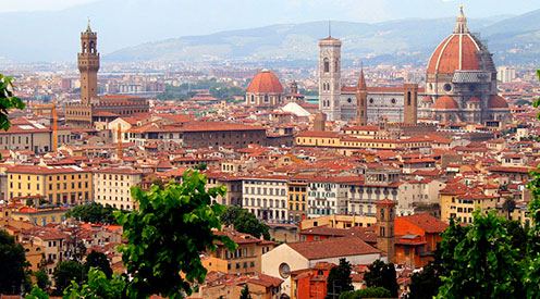 Лучшее в Италии - тур по 9 городам Италии