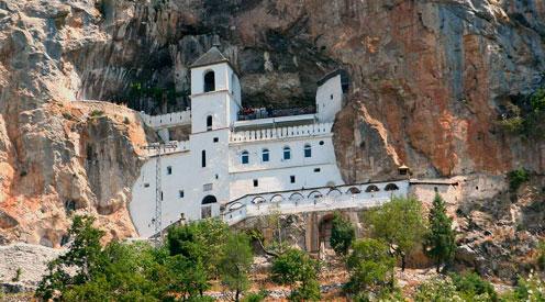Экскурсионный тур в Черногорию «Святые места Черногории»