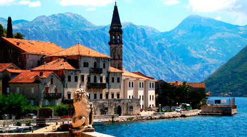 Пленер в Черногории с недельной экскурсионной программой