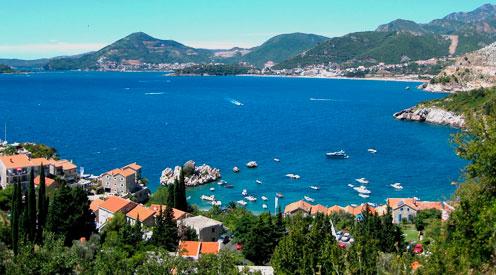 Экскурсионный тур в Черногорию «Вся Черногория»