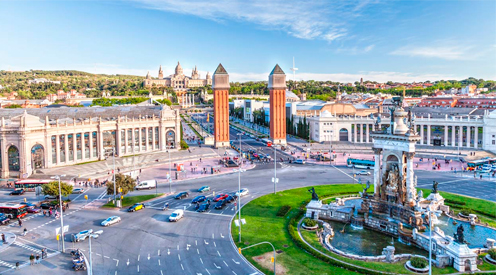 Экспресс в Испанию:Барселона-Валенсия-Мадрид-Толедо