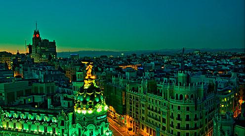 Сказки старого Мадрида