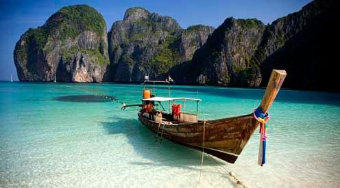Два океана. Таиланд