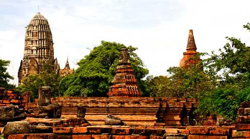Традиции севера Таиланда