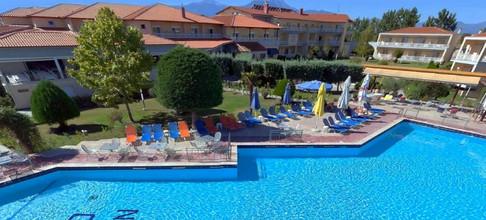 Отель Grand Platon 4*