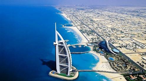 Дубай, Индия и Сингапур