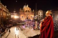 В Дубровнике открылся третий зимний фестиваль