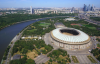 """Самая большая в Европе смотровая площадка появится на стадионе """"Лужники"""""""