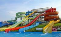 В Черногории открылся новый аквапарк
