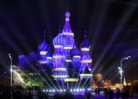В Москве пройдет фестиваль света