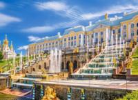 Петергоф — самый посещаемый музей России