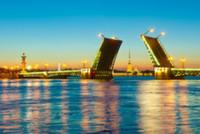 Мосты в Петербурге перестанут разводить с 1 декабря