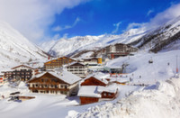 Россияне на новогодние каникулы выбирают горнолыжные туры и экзотику