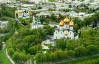 Ярославль официально стал столицей Золотого кольца России