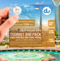 Туристам в Дубае выдадут бесплатные сим-карты